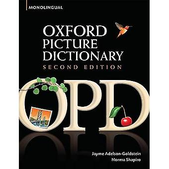 Oxford Picture Dictionary - Monolingual (American English) Dictionary