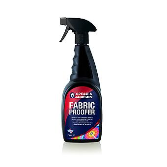 Outdoor Fabric protector Spear and Jackson Fabric Proofer 750ml