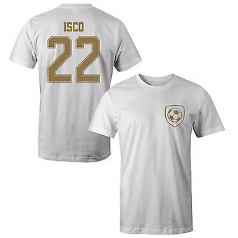 Isco 22 Real Madrid Style Player Kids T-Shirt