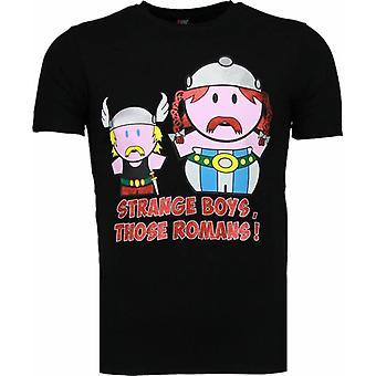 Novels-T-shirt-Black