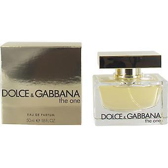 Dolce & GabbanaThe One 50ml Eau de Parfum Spray para Mujer