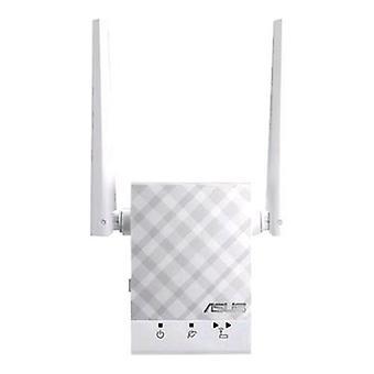 Asus rp-ac51 punto de acceso/extensor de rango de doble banda ac750 con 1 puerto Ethernet rápido rj-45