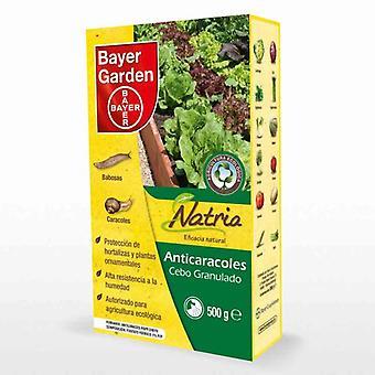 Bayer Anticaracoles Natria Ferramol Pot 400 Gr (Garden , Insect and parasitics)
