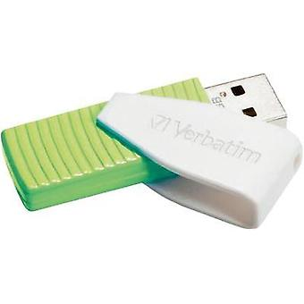 USB stick 32 GB Verbatim Swivel Green 49815 USB 2.0