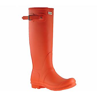 En caoutchouc Womens HUNTER original tall boot femmes bottes Orange WFT1000RMA