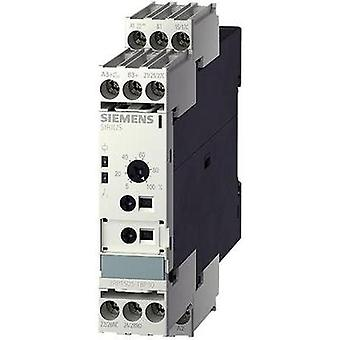 Siemens 3RP1505-1BP30 Time Delay Relay, Timer, 2 changeover contacts 24 V DC/AC/200 - 240 Vac IP40, IP20