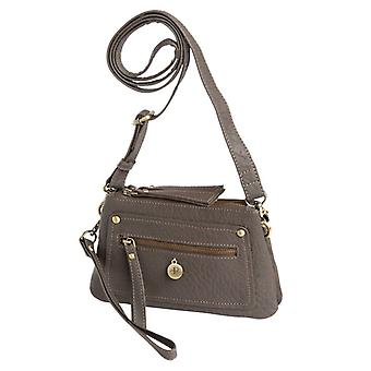 Dr Amsterdam shoulder bag Grain Taupe