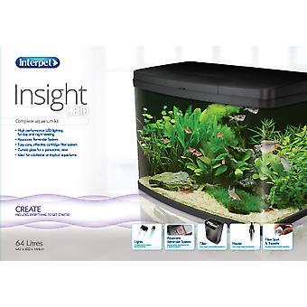 Interpet Insight Aquarium 60ltr
