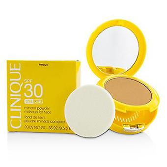 Clinique Sun SPF 30 Mineral Powder Makeup For Face - Medium - 9.5g/0.33oz