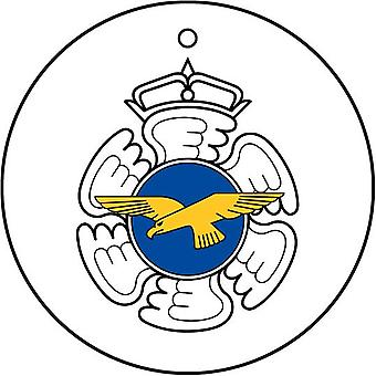 FAF finske Air Force Ilmavoimien Badge bil luftfriskere
