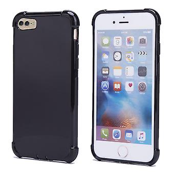 32nd Tough Gel case + stylus for Apple iPhone 7 - Black