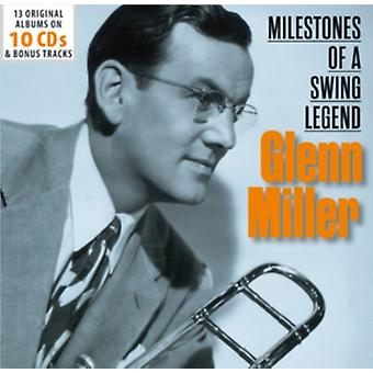 Milestones Of A Swing Legend by Glenn Miller