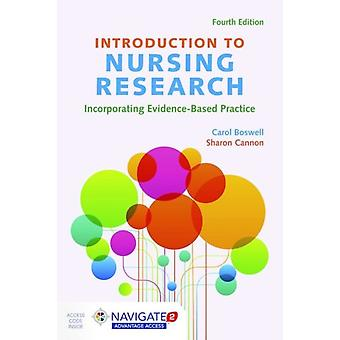 Introduction to Nursing Research (Paperback) by Boswell Carol Cannon Sharon