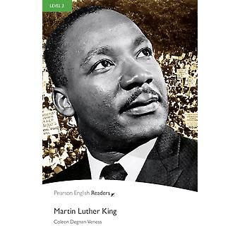 Level 3: Martin Luther King (Pearson English Graded Readers) (Paperback) by Degnan-Veness Coleen