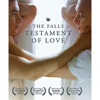 Falls: Testament van liefde [Blu-ray] USA import