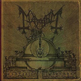Mayhem - esoterisk krigsførelse [CD] USA importerer