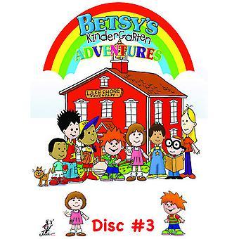 Betsys børnehave eventyr 3 [DVD] USA importerer