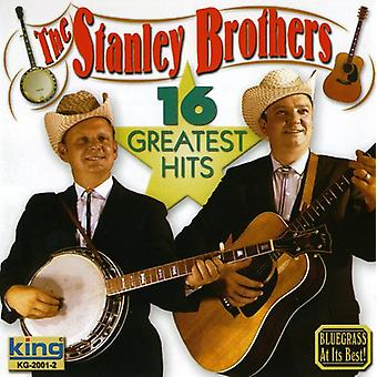 Stanley Brothers - 16 Greatest Gospel Hits [CD] USA import