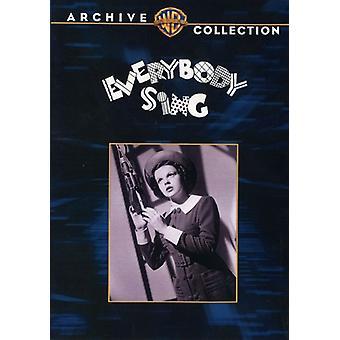 Alle synge [DVD] USA import