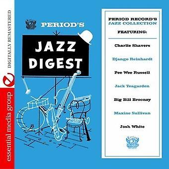 Periode van Jazz Digest - periode van Jazz Digest [CD] USA importeren