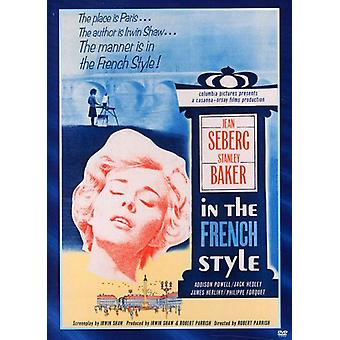 In the French Style [DVD] USA import