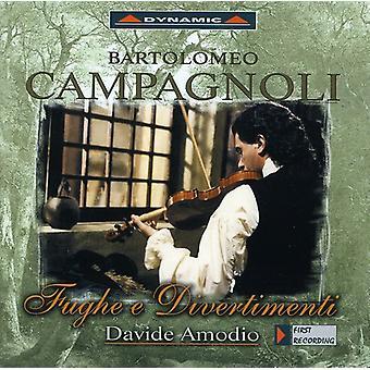 B. Campagnoli - Clementi: Piano Trios [CD] USA import