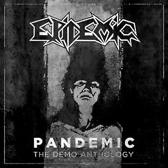 Epidemi - pandemisk: The Demo antologi [CD] USA import