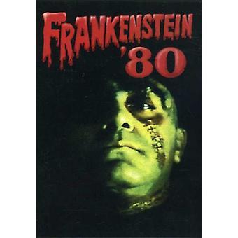 Frankenstein 80 [DVD] USA importerer