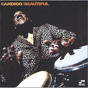 Candido - vacker [CD] USA import