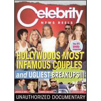 Import USA Hollywoods plus infâme Couples & hideuse rupture [DVD]