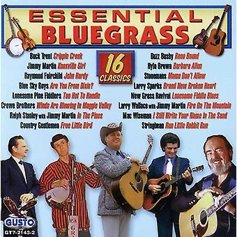 Essential Bluegrass-16 Class - Essential Bluegrass-16 Class [CD] USA import