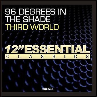 Tredje verden - 96 grader i skyggen [DVD] USA importere