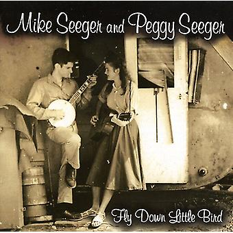 Mike Seeger & Peggy - flyve ned lille fugl [CD] USA import