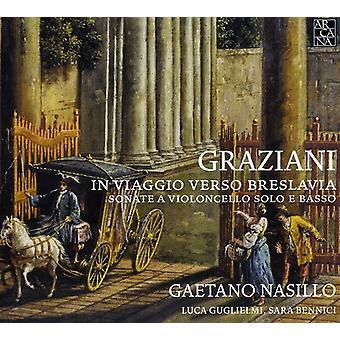 I. Graziani - Graziani: I Viaggio Verso Breslavia [CD] USA import