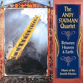 Andy Statman Quartet - mellan himlen & jorden [CD] USA import