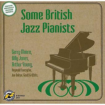 Nogle britiske Jazz pianister - nogle britiske Jazz pianister [CD] USA importerer