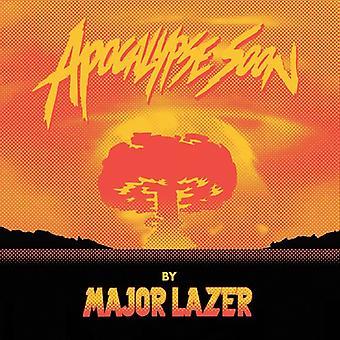 Major Lazer - Apocalypse Soon [CD] USA import