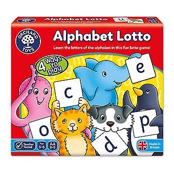 Orchard alfabetet Lotto