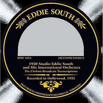 Eddie South - Recorded in Hollywood 1933 [CD] USA import