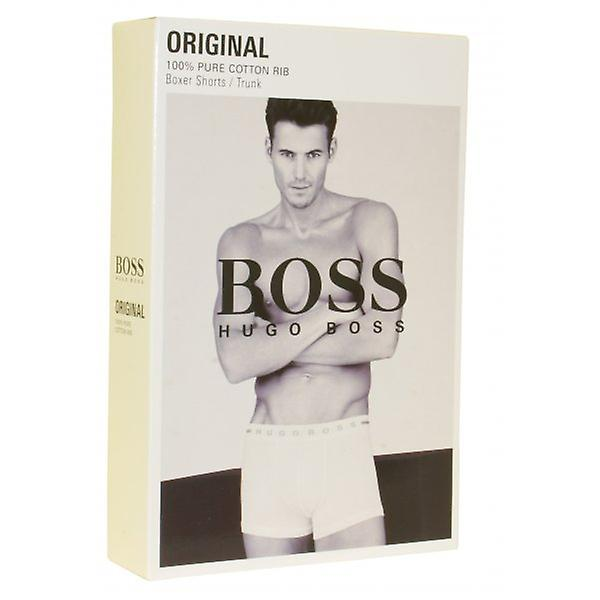 Hugo Boss Original Boxer Trunk, Black