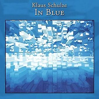 Klaus Schulze - importación de Estados Unidos en azul [CD]
