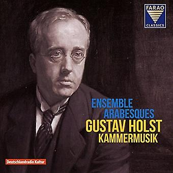Holst / Ensemble arabesker - Gustav Holst: Kammermusik [CD] USA import