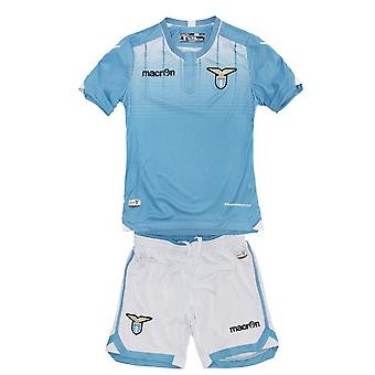2015-2016 Lazio Home Macron Mini Kit