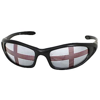 England Official St. Georges Cross Design Sunglasses