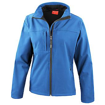 Result Womens Softshell Premium 3 Layer Performance Jacket (Waterproof, Windproof & Breathable)