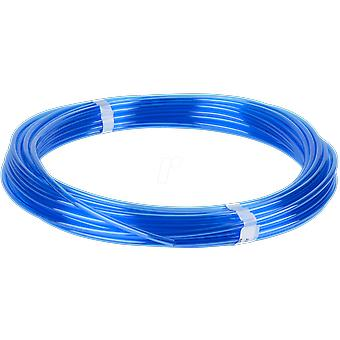 SMC Blue 20M Long Coil Tubing Without Connector Pur 0.8 Mpa, -20 To +60C