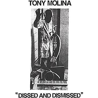 Tony Molina - Dissed & afskediget [CD] USA import