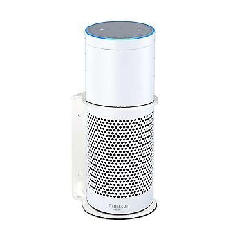 Vebos wall mount Amazon Echo white