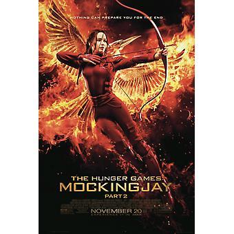Hunger Games Mockingjay - Bow Poster Poster Print