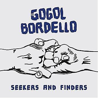 Gogol Bordello - Seekers & finderne [Vinyl] USA importerer